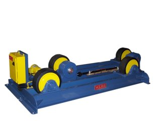 R500 Portable Turning Roll and Idler