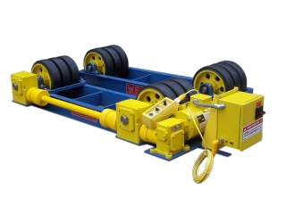 S123 Portable Turning Roll and Idler